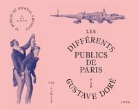 Gustave Doré - Les différents publics de Paris.