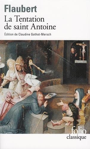 La Tentation De Saint Antoine Flaubert