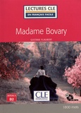 Gustave Flaubert - Madame Bovary. 1 CD audio MP3
