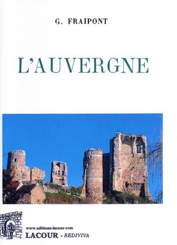 Gustave Fraipont - L'Auvergne.