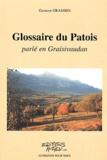 Gustave Grambin - Glossaire du Patois parlé en Graisivaudan.