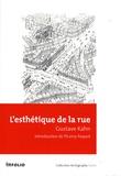 Gustave Kahn - L'esthétique de la rue.