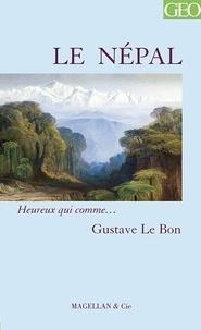 Gustave Le Bon - Le Népal.