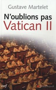Histoiresdenlire.be N'oublions pas Vatican II Image