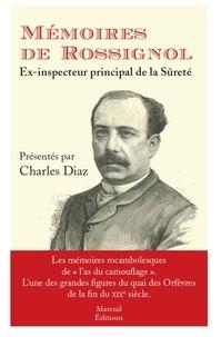 Goodtastepolice.fr Mémoires de Rossignol, ex-inspecteur de la Sûreté Image