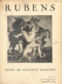 Gustave Vanzype et  Collectif - Rubens.