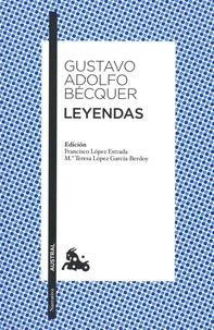 Gustavo Adolfo Bécquer - Leyendas.