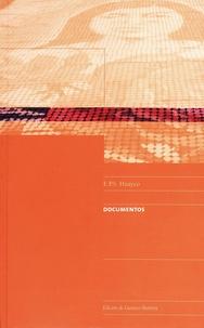 Gustavo Buntinx - E.P.S. Huayco. Documentos.
