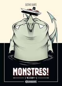 Gustavo Duarte - Monstres !.