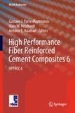 Gustavo J. Parra-Montesinos et Hans W. Reinhardt - High Performance Fiber Reinforced Cement Composites 6 - HPFRCC 6.