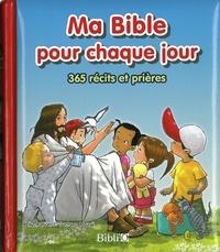 Gustavo Mazali - Ma Bible pour chaque jour - 365 récits et prières.