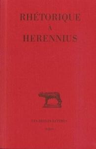 Guy Achard - Rhétorique à Herennius.