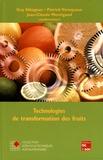 Guy Albagnac et Patrick Varoquaux - Technologies de transformation des fruits.