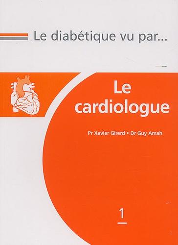 Guy Amah et Xavier Girerd - Le cardiologue.