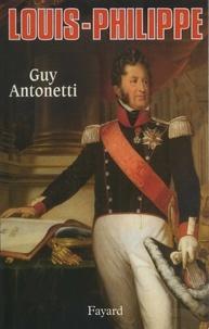 Guy Antonetti - Louis-Philippe.