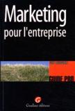 Guy Audigier - Marketing pour l'entreprise.