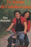 Guy Avanzini - Le temps de l'adolescence.