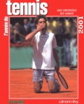 Guy Barbier et Jean Couvercelle - L'année du tennis 2001.
