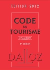 Guy Barrey et Jean-Luc Michaud - Code du tourisme commenté 2012. 1 Cédérom