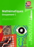 Guy Barussaud - Mathématiques groupement C 1e professionnelle.