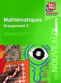 Deedr.fr Mathématiques groupement C 1e professionnelle Image