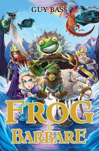 La légende de Frog  Frog le barbare