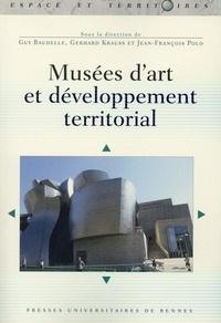 Guy Baudelle et Gerhard Krauss - Musées d'art et développement territorial.