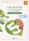 Guy Blandino et Philippe Bourgouint - Les maths à la découverte du monde CE1 - Guide pédagogique, programmes 2008.
