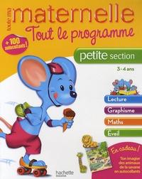Deedr.fr Tout le programme maternelle petite section - 3-4 ans Image