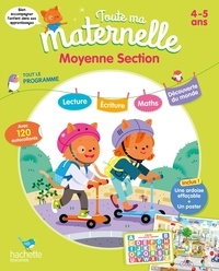 Guy Blandino - Toute ma maternelle Moyenne section.