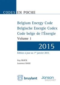 Guy Block - Code de l'énergie.