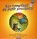 Guy Bonnet et Magali Fresia - Les comptines du petit provençal. 1 CD audio