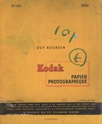 Guy Bourdin et Shelly Verthime - Guy Bourdin, Untouched - Tome 1.