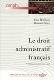 Guy Braibant et Bernard Stirn - Le droit administratif français.