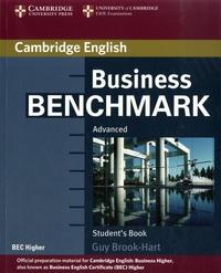 Rhonealpesinfo.fr Business Benchmark Advanced - Student's Book BEC Higher Image