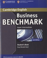 Guy Brook-Hart - Business Benchmark - Upper Intermediate BULATS Student's Book.