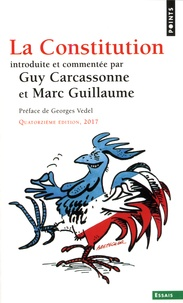 La constitution - Guy Carcassonne |