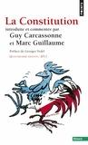 Guy Carcassonne et Marc Guillaume - La constitution.