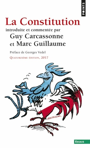 Guy Carcassonne et Marc Guillaume - La constitution.