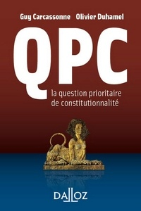 Guy Carcassonne - La QPC.