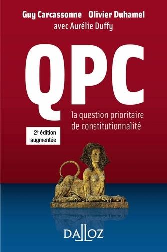QPC. La question prioritaire de constitutionnalité