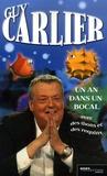 Guy Carlier - Un an dans un bocal - Avec des thons et des requins.