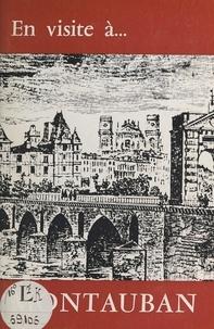 Guy Chassagnard et Jean Marc - En visite à Montauban.
