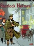 Guy Clair et André-Paul Duchâteau - Sherlock Holmes Tome 1 : La sangsue rouge.