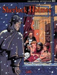 Guy Clair et André-Paul Duchâteau - Sherlock Holmes Tome 2 : La béquille d'aluminium.