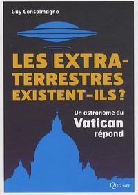 Guy Consolmagno - Les extra-terrestres existent-ils ? - Un astronome du Vatican répond.