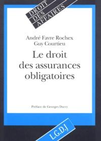 Guy Courtieu et André Favre Rochex - .