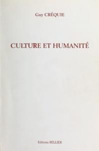Guy Créquie - Culture et humanité.