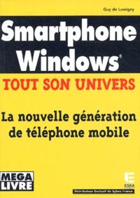 Guy de Lussigny - Smartphone Windows.