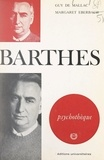 Guy de Mallac et Margaret Eberbach - Barthes.
